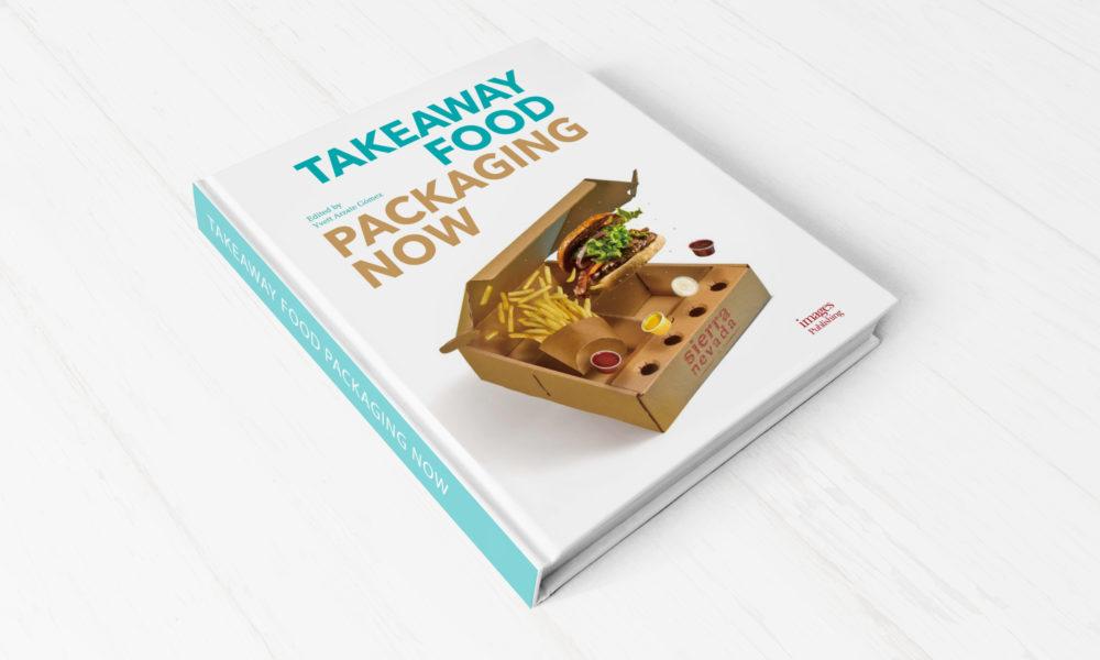 洋書「Takeaway Food Packaging Now」にデザイン担当2店舗が掲載されました。