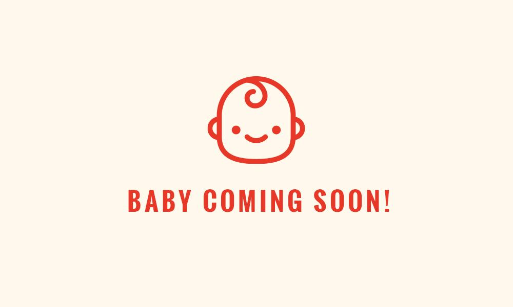 産前産後休業のお知らせ <Maternity leave>